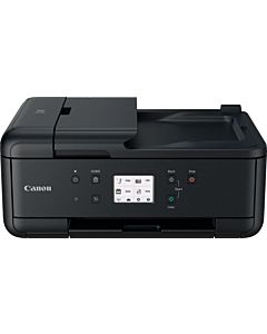 Multifunctional inkjet color Canon Pixma TR4550, A4, duplex, 8.8ppm mono, 4.4ppm color, scanner flatbed, USB, Retea, Wireless, Fax, negru