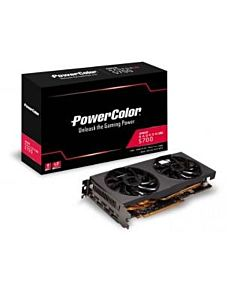 PowerColor RX 5700 Standard version, 8GB GDDR6, HDMI, 3xDP