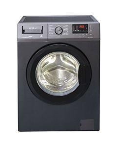 Masina de spalat rufe Slim Arctic APL71222XLAB, 7 kg, 1200 RPM, Clasa A+++, XL Door, Antracit