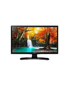 """Monitor cu tuner 21.5"""" LG 22TK410V-PZ, FHD, 16:9, 5 ms, HDMI, CI slot, USB, negru"""
