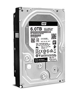 Hard disk WD Black 6TB SATA-III 7200RPM 256MB