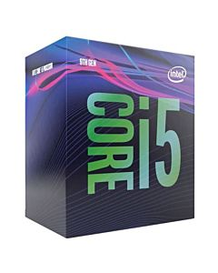 Procesor Intel i5-9500 BX80684I59500, 6 Cores, 3.00 GHz, Max Turbo:4.40 GHz,TDP: 65W, Max Memory Channel: 2, No fan speed.