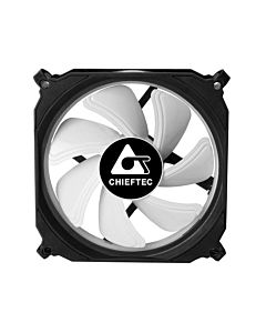 Chieftec CF-1225RGB 1 x RGB case fan TORNADO - 120x120x25mm - 6 pin