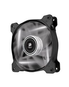 Cooler carcasa Corsair AF120 LED Low Noise, 1500 RPM, Alb