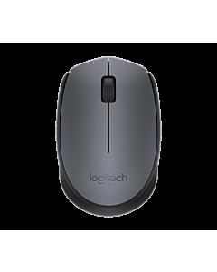 Logitech Wireless Mouse M170 GREY-K