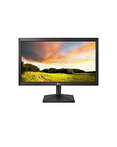 """Monitor 19.5"""" LG 20MK400H-B, HD, TN, 16:9, 2 ms, negru"""