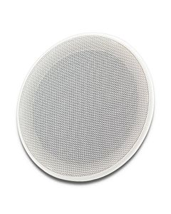 Qoltec Two-way ceiling speaker 6.5'', RMS 10W, 8 Om, White