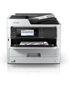 Multifunctionala Epson WorkForce Pro WF-C5790DWF, Inkjet, Color, Format A4, Fax, Retea, Wi-Fi, Duplex