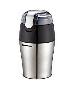 Rasnita de cafea Heinner HCG-150SS, 150 W, 50 g, Inox