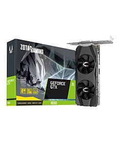ZOTAC GeForce GTX 1650 Low Profile, 4GB GDDR5, DP, HDMI, DVI-D