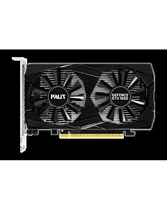 PALIT GeForce GTX 1650 DUAL OC 4G GDDR5 128bit 2*DP HDMI
