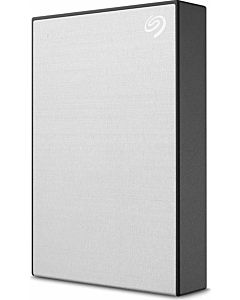 HDD extern Seagate Backup Plus Portable, 2.5'', 4TB, USB 3.0, Argintiu