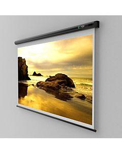 Ecran de proiectie manual Sopar Slim, 180 x 180 cm
