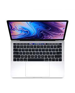 Laptop Apple MacBook Pro 13, ecran Retina, Touch Bar, procesor Intel® Core™ i5 2.40 GHz, 8GB, 512GB SSD, Intel Iris Plus Graphics 655, macOS Mojave, INT KB, Silver