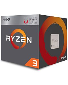 Procesor AMD Ryzen 3 2200G, 3.7 GHz, Socket AM4