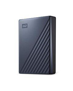 External HDD WD My Passport Ultra 2.5'' 4TB USB3.1 Black Worldwide