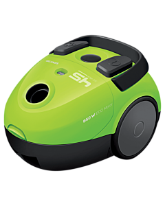 Bagged Vacuum Cleaner Sencor SVC 45GR - EUE3