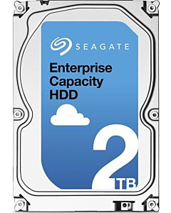 Seagate Exos 7E2, 3.5'', 2TB, SATA/600, 7200RPM, 128MB cache