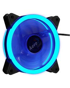 AEROCOOL REV BLUE DUAL RING LED Ventilator 120x120x25mm