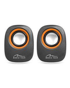IBO -Boxe stereo, alimentate prin port USB