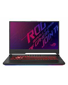 "Laptop Gaming ASUS ROG G731GT cu procesor Intel® Core™ i7-9750H pana la 4.50 GHz, Coffee Lake, 17.3"", Full HD IPS, 8GB, 512GB SSD M.2, NVIDIA GeForce GTX 1650 4GB, Free DOS, Black"
