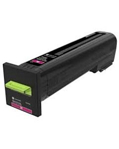 Cartus toner Lexmark 82K2XME, magenta, corporate, 22k