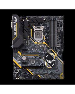 Placa de baza Asus Socket LGA1151 v2, TUF Z370-PLUS GAMING, 4x DIMM DDR4, 2x PCIe 3.0/2.0 x16, 8x USB 3.1, ATX