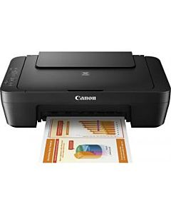 Multifunctional Inkjet color Canon Pixma MG2550s, A4, Negru