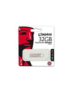 Memorie USB Kingston DataTraveler SE9 G2, 32GB, USB 3.0, Metalic
