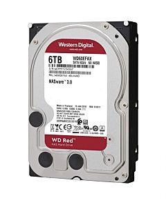 """HDD Intern WD, Red NAS Hard Drive, 3.5"""", 6TB, SATA, 6GB/s, 5400RPM, 256MB"""