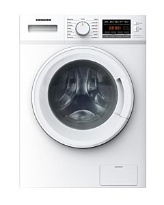 Masina de spalat rufe Heinner HWM-M7014A+++, 7 kg, 1400 RPM, Clasa A+++, Display LCD, Alb