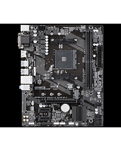 Placa de baza GIGABYTE A320M-S2H, Socket AM4, DDR4