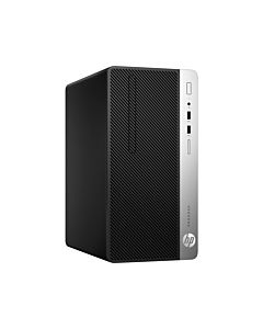 Desktop HP ProDesk 400 G5 MT Intel Core i5-8500, 1TB, 8GB RAM, Win10 Pro Tastatura+Mouse , Coffee Lake