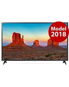 Televizor LED LG Smart TV 50UK6300MLB Seria K6300MLB 126cm negru 4K UHD HDR