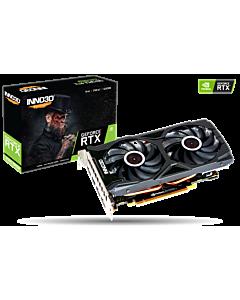 INNO3D GEFORCE RTX 2060 SUPER TWIN X2 OC, 8GB GDDR6, 3xDP, HDMI