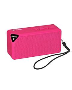 VAKOSS Bluetooth difuzor fara fir cu microfon SP-B1824PK Roz