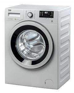 Masina de spalat rufe Slim Beko WKY71233PTLYB3, 7 kg, 1200 RPM, Clasa A+++, Mini LCD, Alb
