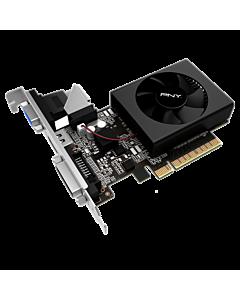 PNY GeForce GT 730, 2GB DDR3 (64 Bit), HDMI, DVI, VGA