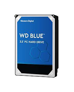 HDD intern WD Blue 3.5'', 6TB, SATA3, 256MB