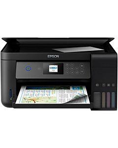 Multifunctionala inkjet color Epson EcoTank ITS L4160 Duplex A4