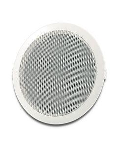 Qoltec Ceiling speaker 6.5'', RMS 3W, 8 Om, White