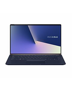 "Laptop ASUS ZenBook 14 UX433FN-A5110R, 14"" FHD, Intel Core I5-8265U, GeForce MX150 2GB, RAM 8GB DDR3L, SSD 512GB, Royal Blue Metal, Windows 10 Pro"
