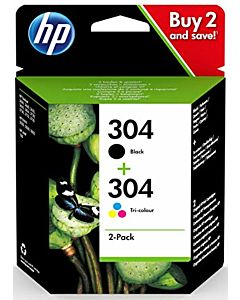 HP Cartus cu cerneala 3JB05AE negru / culoare