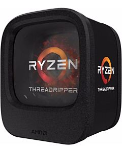 AMD RYZEN THREADRIPPER 1900X, S TR4, 8 Core, 16 Thread, 3.8GHz, 4.0GHz Turbo