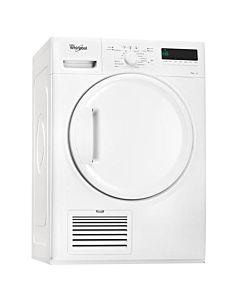 Uscator de rufe cu condensator Whirlpool Supreme Dryer DDLX 70110, 6 th Sense, 7 kg, Clasa B