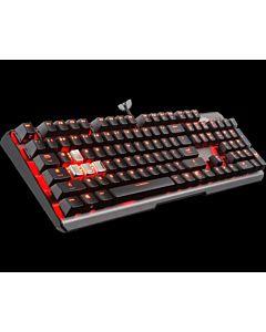 Tastatura mecanica MSI Vigor GK60 Gaming, Cherry MX RED, Floating Key Design RED LED, US Layout