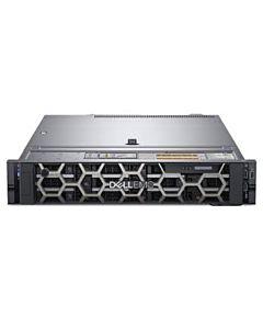 Server Dell PowerEdge R440 Intel Xeon Silver 4110 2.1G, 16GB RDIMM, 120GB SSD SATA Hot-plug, Low Profile, Sursa 550W