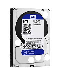 Hard disk WD Blue 6TB SATA-III 5400 RPM 64MB