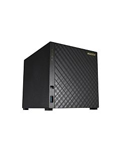 Asustor AS1004T NAS - network attached storage tower, 4-bay