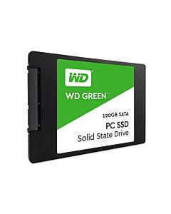 Solid state drive (SSD) WD Green, 120GB, SATAIII, 2.5